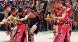 Ulasan tentang Upacara Adat Nyagahatan Kalimantan Barat yang Unik