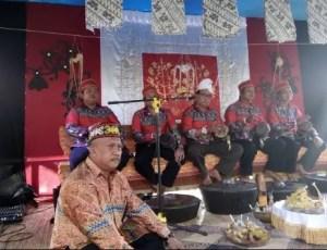 Uraian Upacara Adat Dayak Manyanggar Kalimantan Tengah Yang Lestari