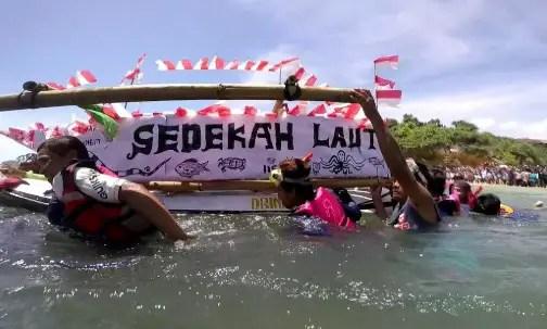 Info terkait Upacara Sedekah laut suku Betawi yang banyak di komentari
