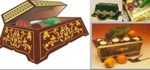 Info terkait dengan Berkapur Sirih Melayu sebagai budaya Melayu