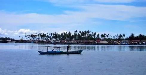 Pulau Balai Masuk ke paket 3 hari 2 malam Pulau Banyak
