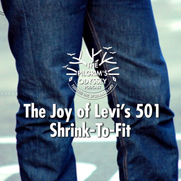 The Joy of Levi's 501 Shrink-To-Fit
