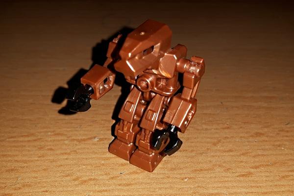 Ein Roboter - müsste Bionicle sein
