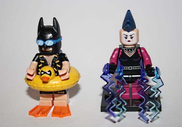 Vacation Batman, Pantomime