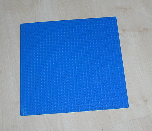 Lego Wasserplatte