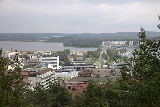 Das Zentrum Mittelfinnlands (2002)