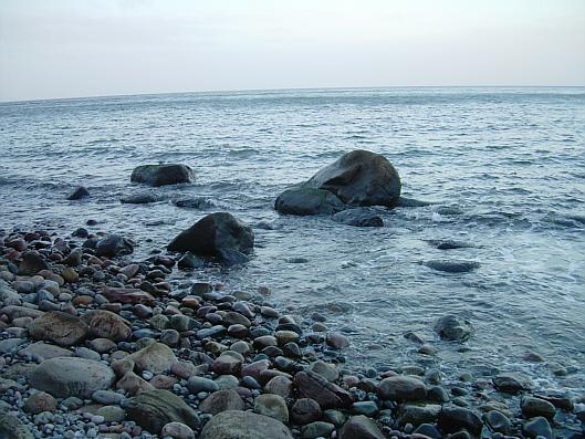 Ostsee vor Rügen