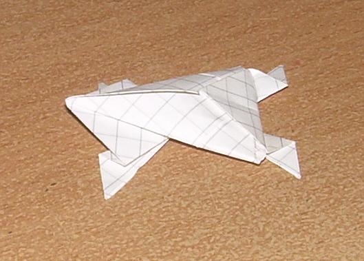 Japanische Papierfaltkunst