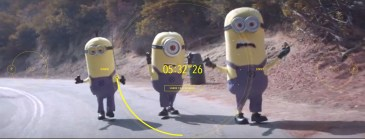 The Despicables in 24 Hours of Happy