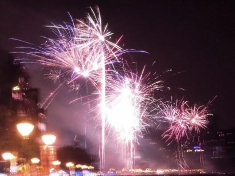 Danshuei Fireworks