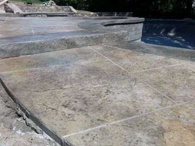 Architectural Slate (Thin Grout)