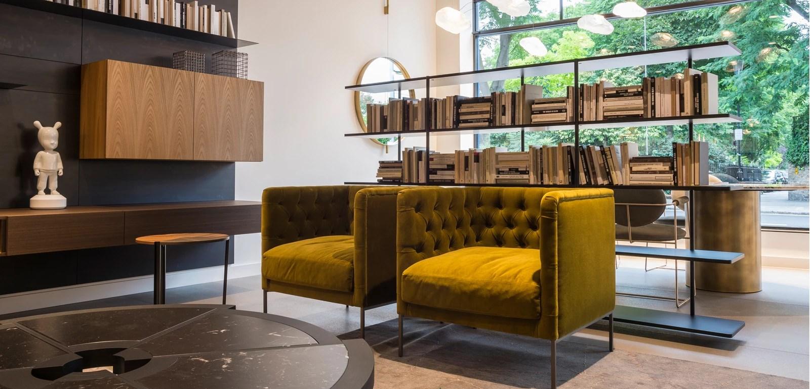 Magasin Mobilier Design Londres Silvera London