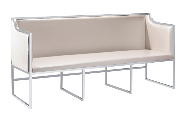 Madison Bench Silver