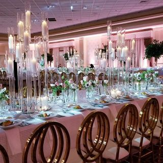 event chairs and tables