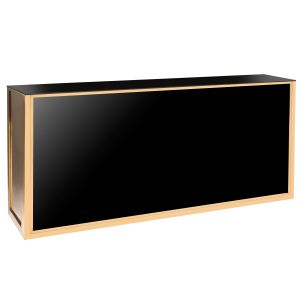 Uno Bar Black-Gold