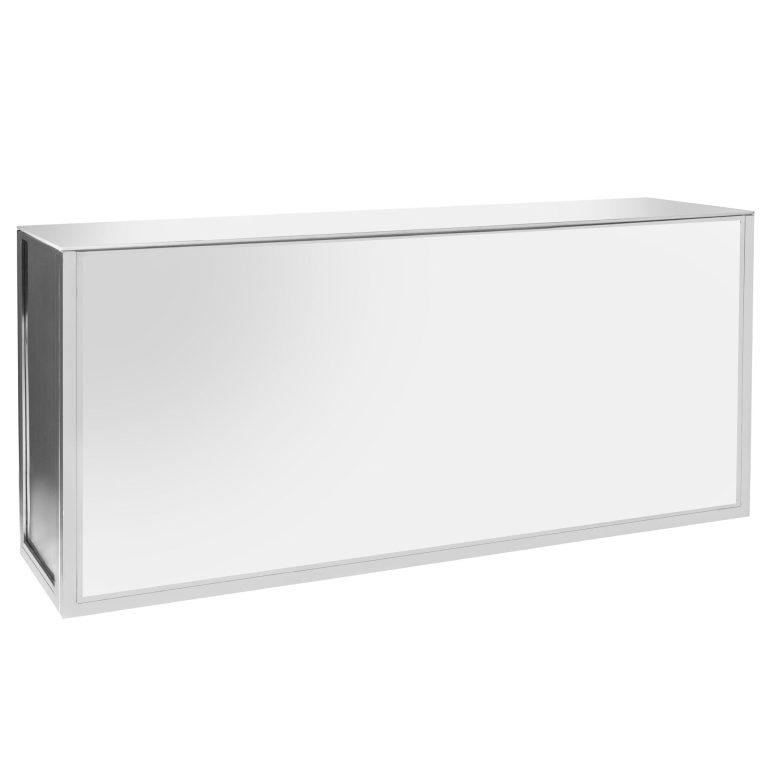 Uno Bar Silver-White
