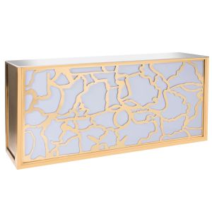 Artistic Bar White Gold