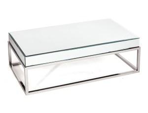 Contempo Mirrored Coffee Table