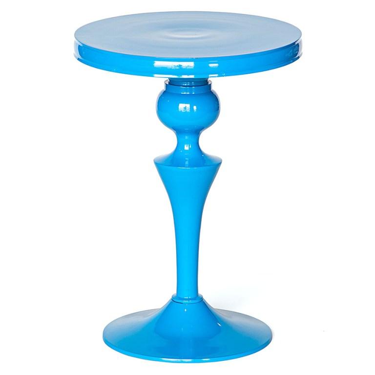 Pop Side Table Blue