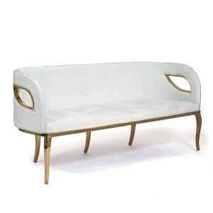Vogue Sofa White