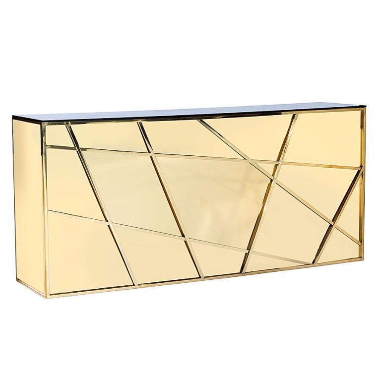 Matrix Bar Gold
