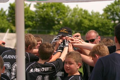 Arrows Flag-Kids - ONE TEAM!