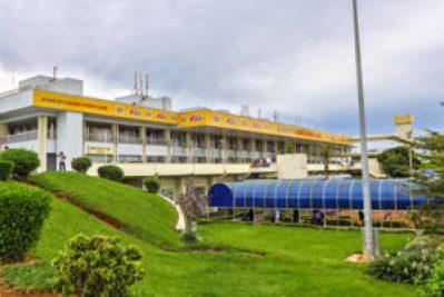 Activities in Entebbe town