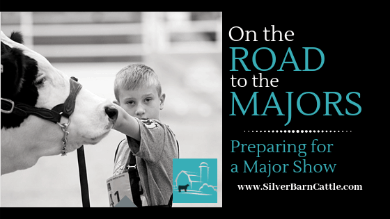 On the Road to the Majors: Preparing for a Major Stock Show
