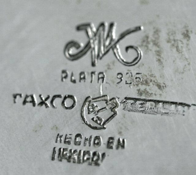 Mexican Sterling Silver Marks Marks And Hallmarks Of