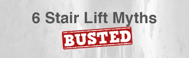 6 Stair Lift Myths Busted