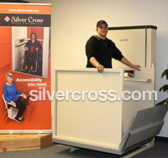 Silver Cross Kansas City | Wheelchair lift Showroom
