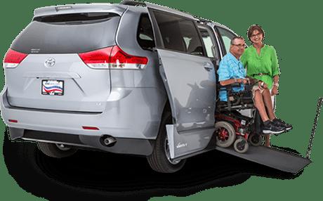 VMI Full Floor Side Entry Vans