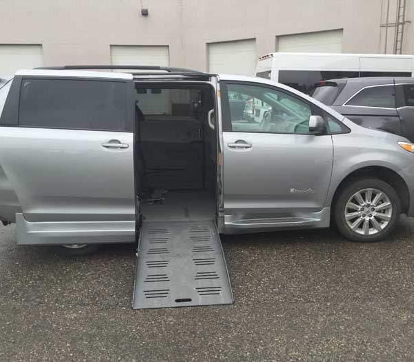 2014 VMI Toyota Side Entry | Silver Cross Automotive