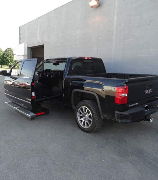 2015 SVM Side Entry for GMC Sierra 1500 Crew | Silver Cross Auto