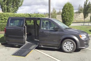 2016 Savaria Side Entry for Dodge Grand Caravan CVP | Silver Cross Automotive