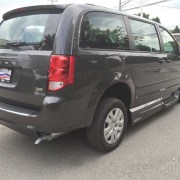 2016 VMI Rear Entry Dodge Grand Caravan 29E | Silver Cross Automotive