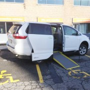 2016 VMI Side Entry for Toyota Sienna LE | Silver Cross Automotive