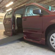 2017 VMI Side Entry for Dodge Grand Caravan   Silver Cross Automotive