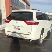 2017 VMI Side Entry for Toyota Sienna XLE | Silver Cross Auto