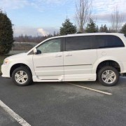2017 VMI Side Entry for Dodge Grand Caravan Crew LTHR