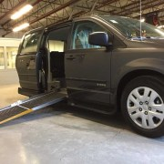 2017 Savaria Side Entry for Dodge Grand Caravan SE