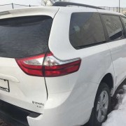2017 Savaria Rear Entry for Toyota Sienna LE | Handicap Vans