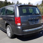 2017 Savaria Rear Entry for Dodge Grand Caravan CVP | Disability Vans