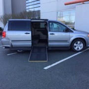 2017 Savaria Side Entry for Dodge Grand Caravan SE Plus | Wheelchair Vans