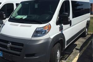 promaster 2500 disability vehicle