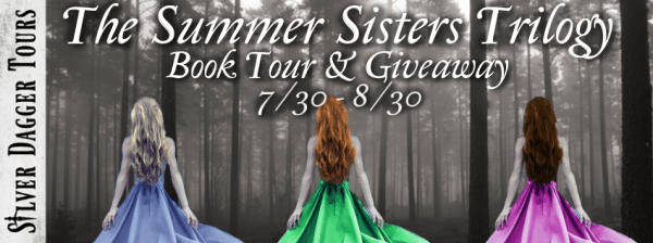 The Summer Sisters Trilogy Book Tour $10 Amazon Gift Card x2 Giveaway Ends 8/30