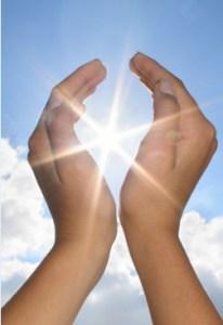 Healing hands - Reiki