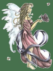 Angel card readings St Helens