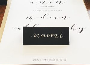 Plymouth Modern Calligraphy