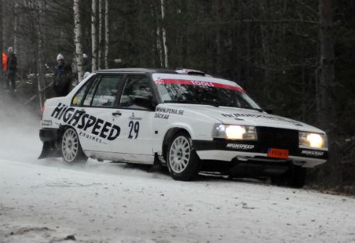 29 - Fredrik Borg / Mats Jönsson
